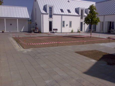 30x30x6 grå beton herlev   betonfliser   brolÆgning, terasse og ...