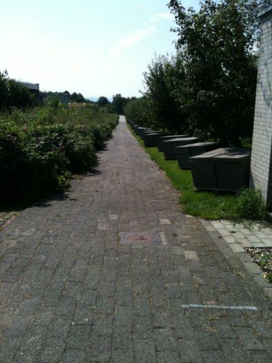 """30X60X6 Grå beton fliser 900m2 """"Snekkersten"""" - Betonfliser ..."""